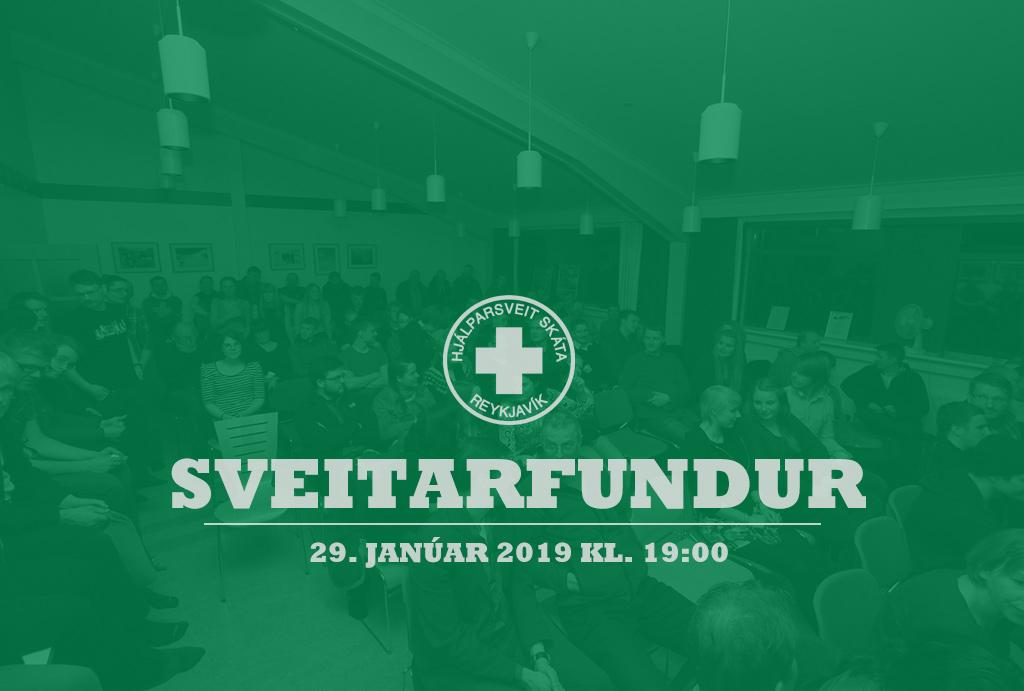 Sveitarfundur 29. janúar 2019