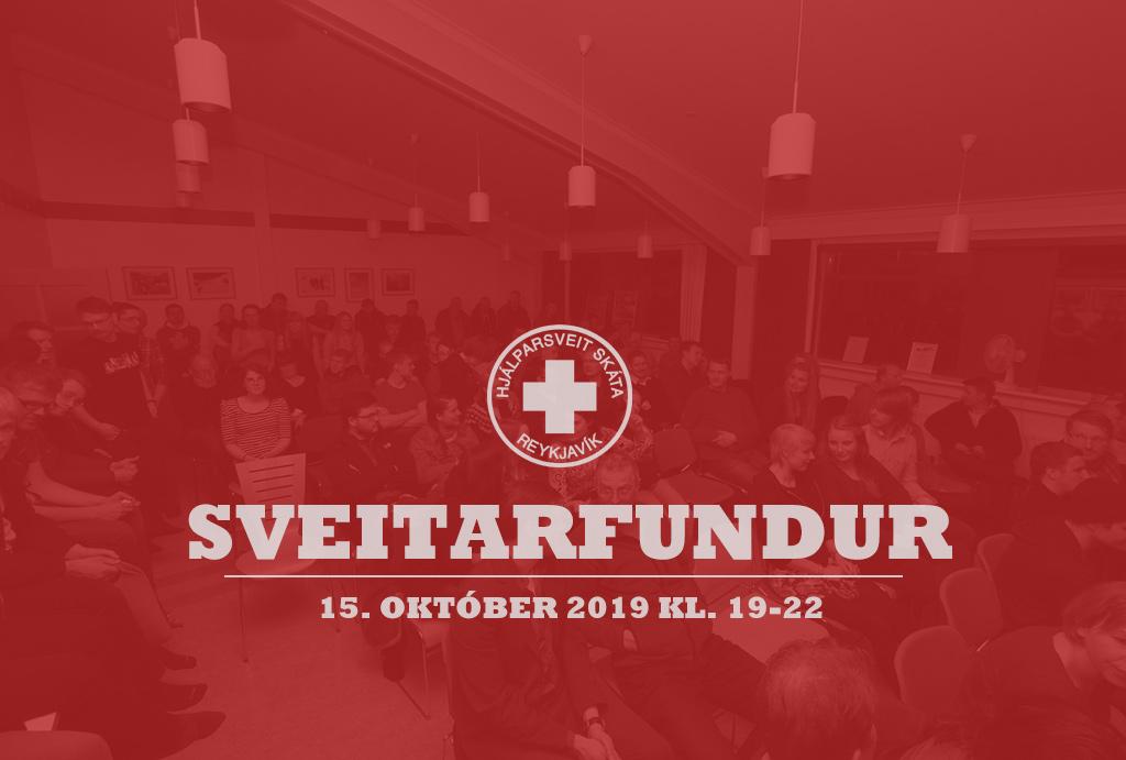 Sveitarfundur október 2019