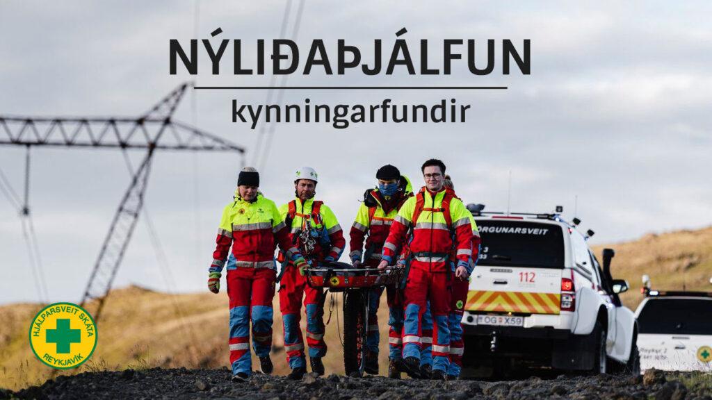 Kynning á nýliðaþjálfun 2020-22