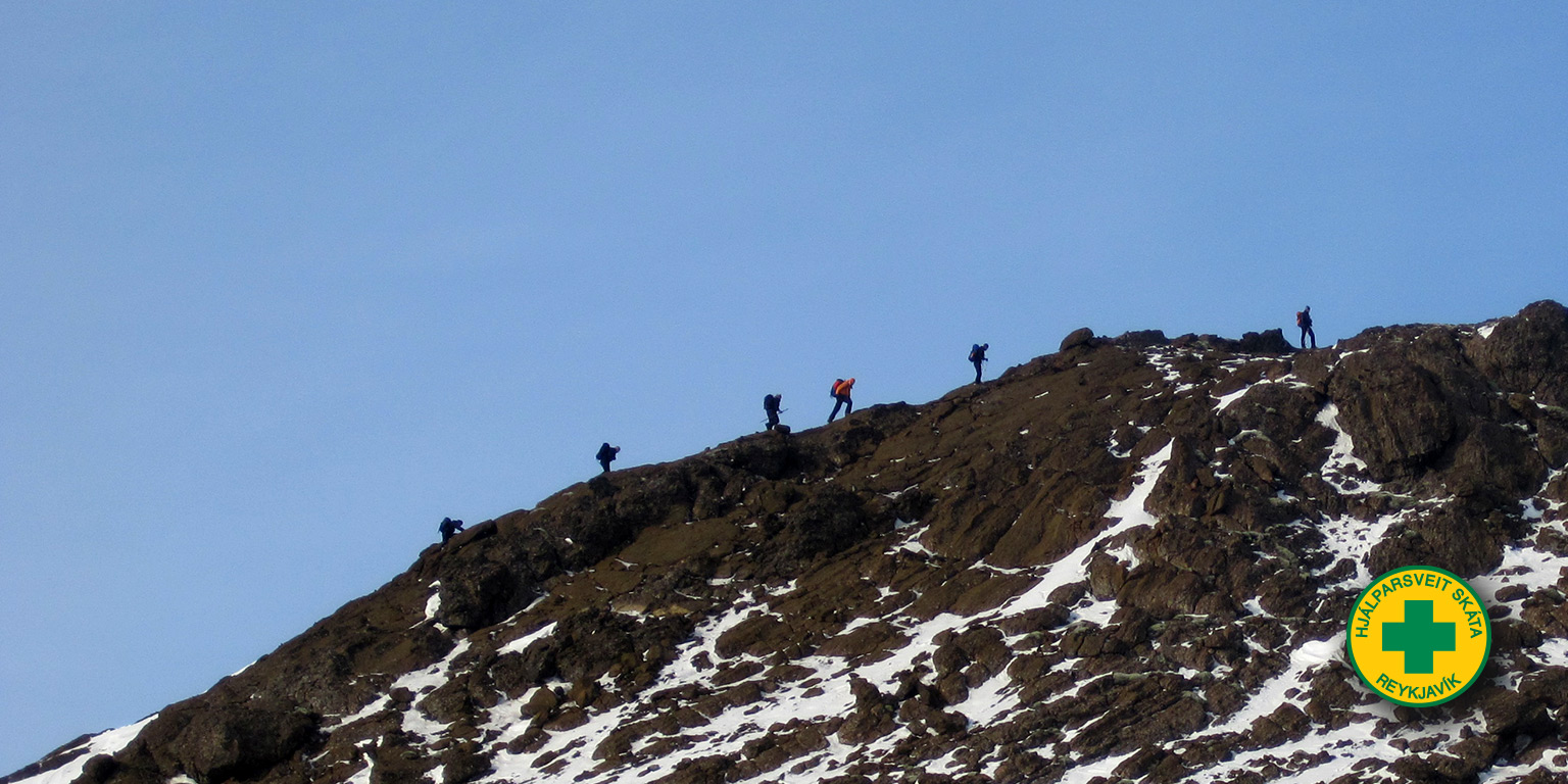 Hjálparsveit skáta í Reykjavík